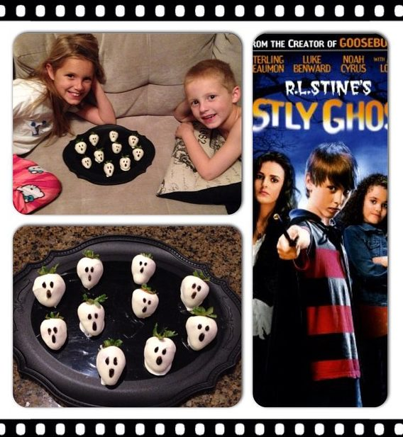 10 halloween treats and movies for kids mostly ghostly ghost strawberries