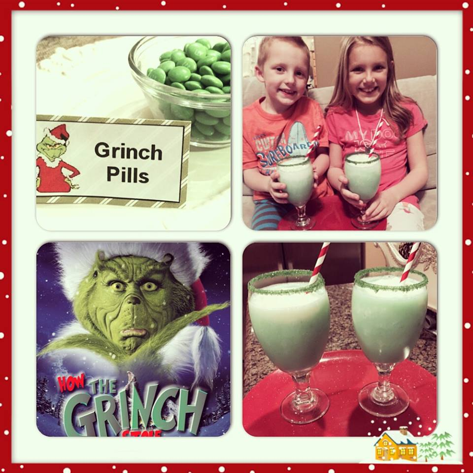 It's a Grinch Family Movie Night!