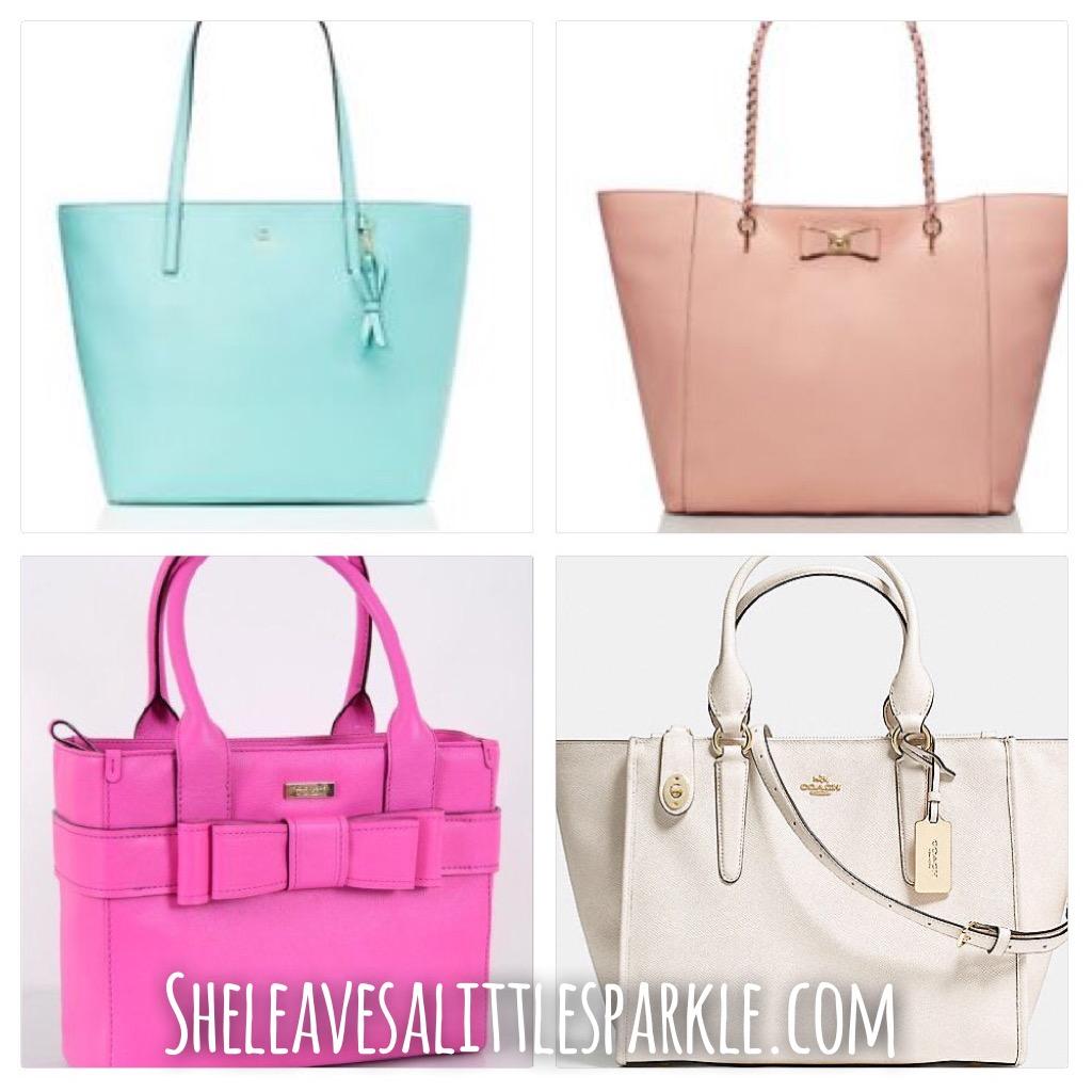 Spring Handbag Fever