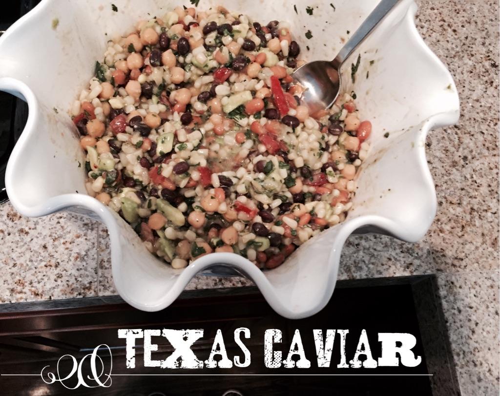 Texas Caviar Recipe