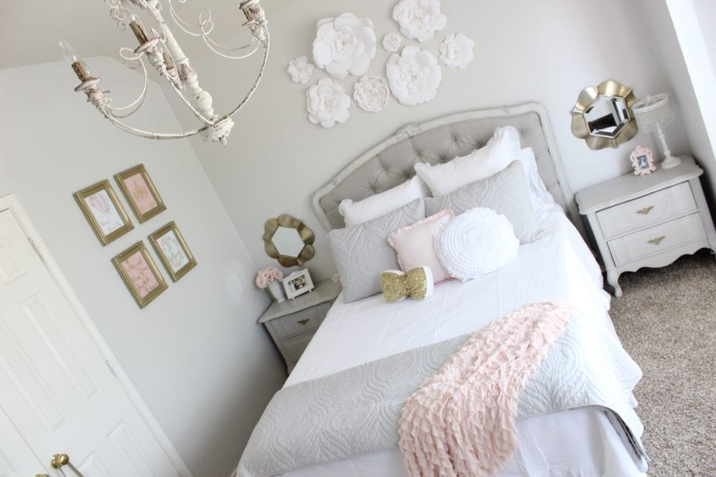 Cool Tween Girl Bedroom Makeover Summer Adams Beutiful Home Inspiration Truamahrainfo