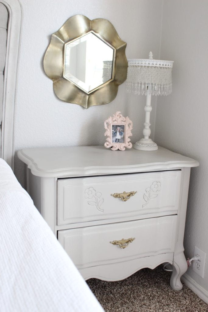 girls tween bedroom makeover french provincial vintage furniture