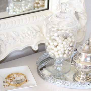 Adding Glam To Your Boudoir – Blog Hop