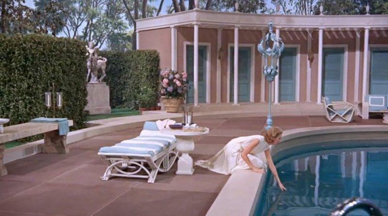Old Films Inspiring Interior Design High Society 1956 Grace Kelly