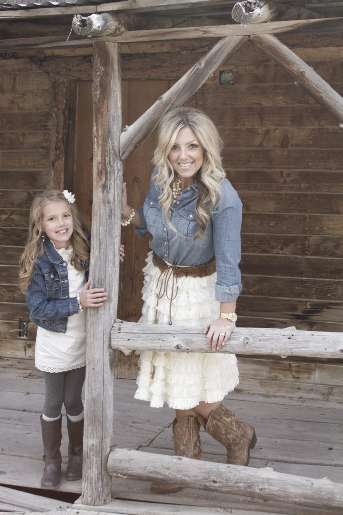 advice for my daughter brooklyn and summer adams