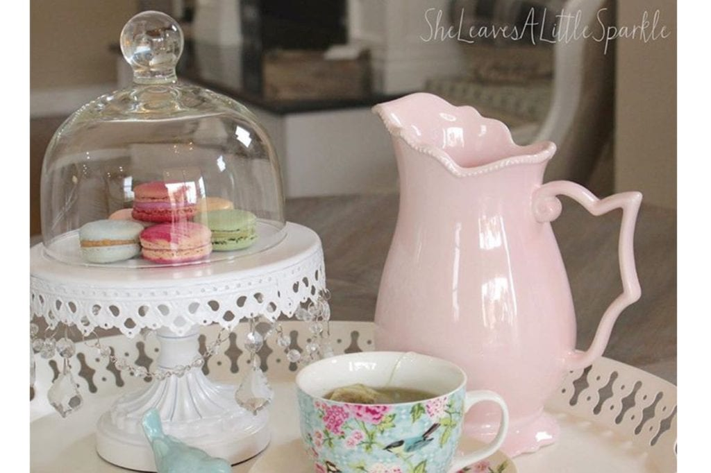 advice for my daughter macarons tea