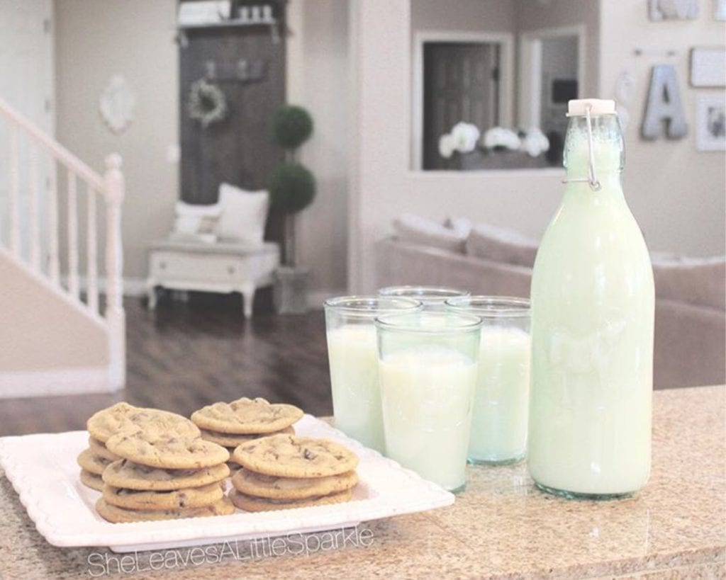 advice for my daughter fresh baked cookies