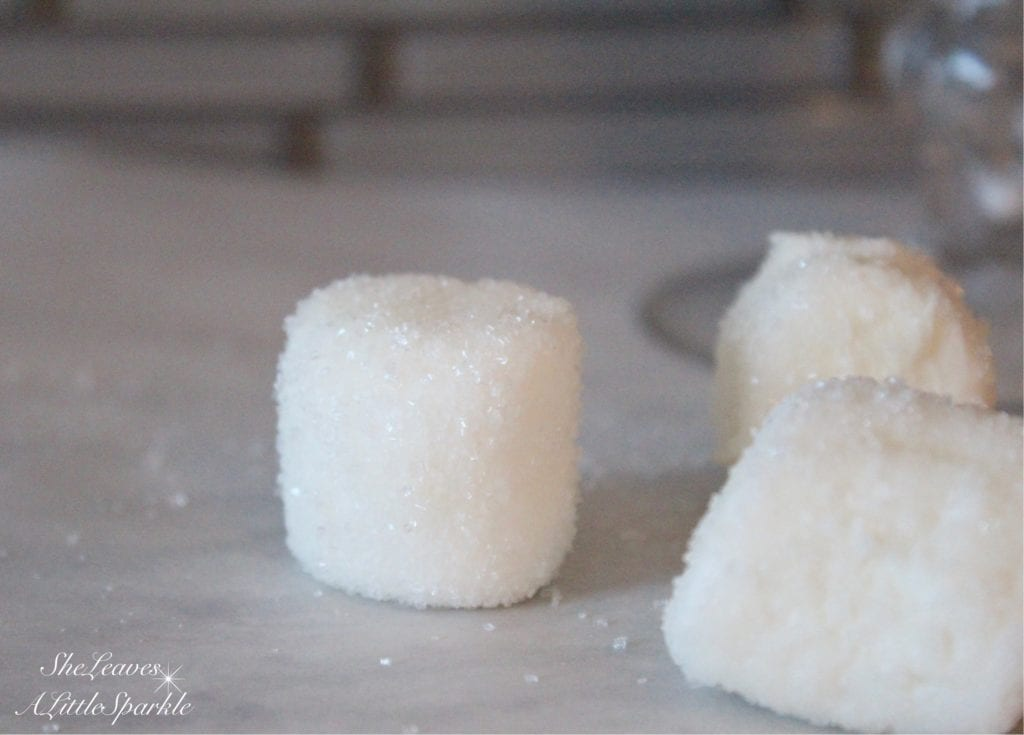 how to make sparkly marshmallows glitter snow white marshmallows hot cocoa bar