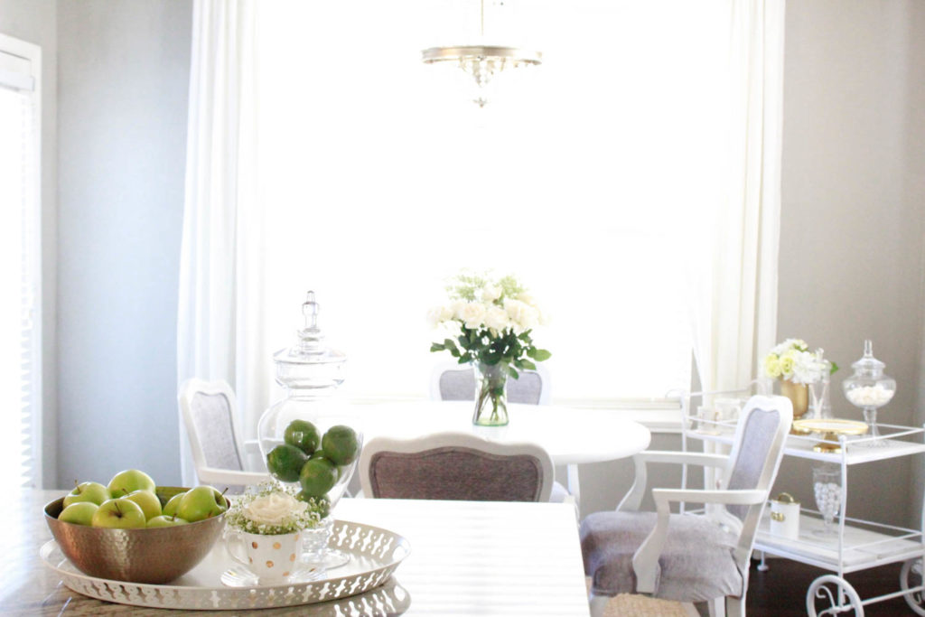 14 Ideas To Style Your Home For Spring blogger spring home tour blog hop