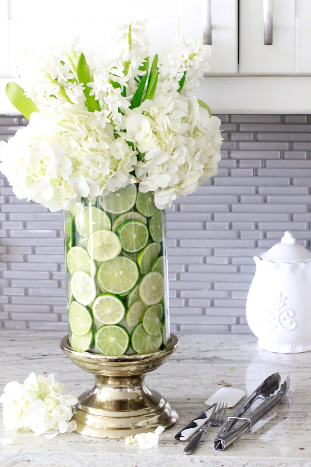 How To Create A Fruit And Floral Arrangement Summer Adams