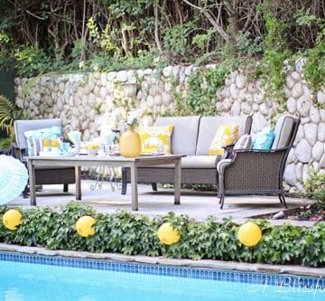 Tips For Entertaining Outdoors This Summer