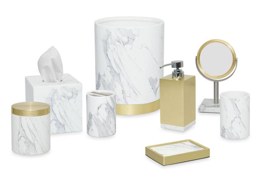 Marble Kitchen, Bathroom & Home Accessories - Summer Adams