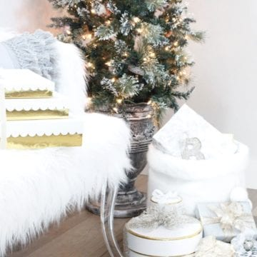 Elegant Christmas Entry Tour