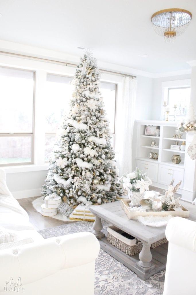 A White Light Fills The Room