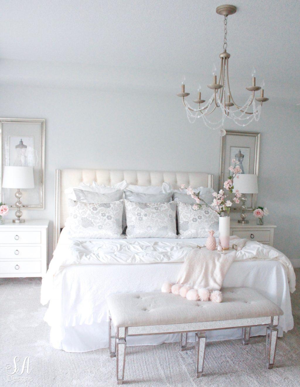 Nordstrom At Home Throw Blanket Blush Tones Neutral Elegant Bedroom Gray Owl