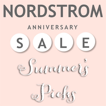 My 2018 Nordstrom Anniversary Sale Picks