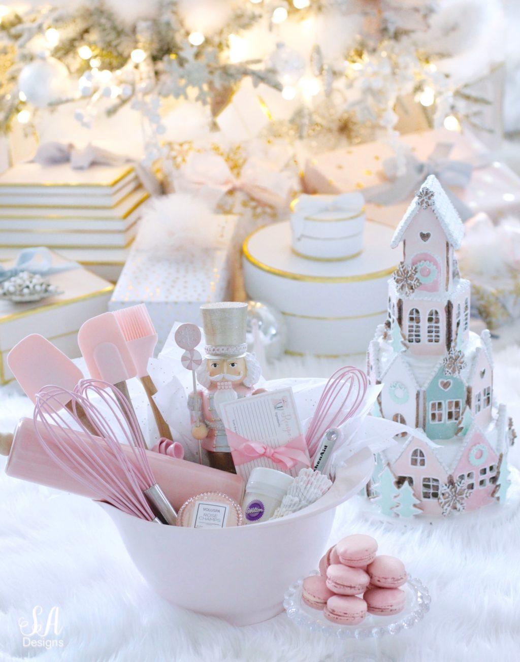 Gift Idea For The Pink Loving Baker Summer Adams