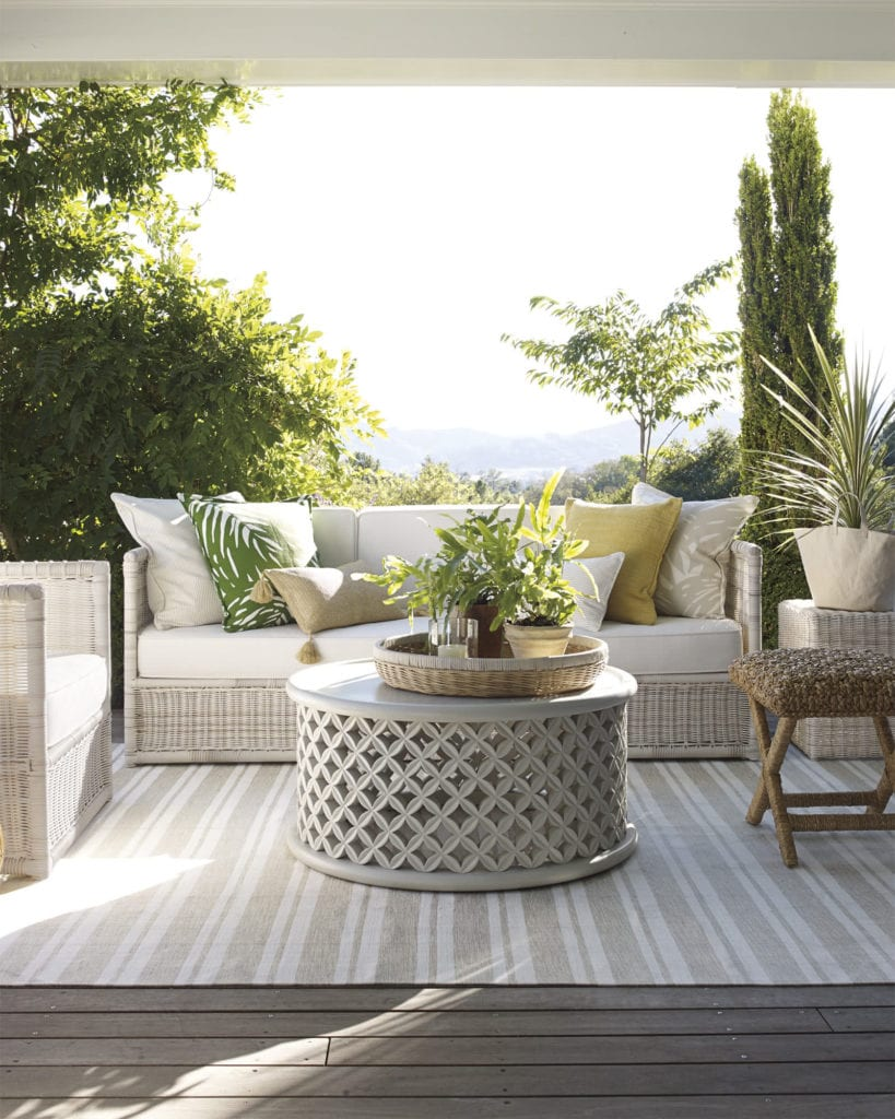 serena and lily outdoor living outdoor furniture distressed driftwood